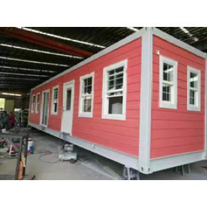Kundenspezifischer seismischer mobiler Containerraum des grünen Umweltschutzes