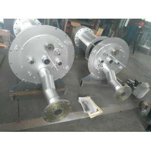 Combustion subassembly of Marine Main Boiler/Matching equipment/burner