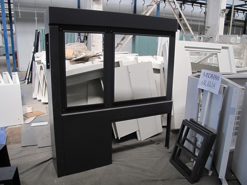 不锈钢激光切割焊接加工钣金件侧窗