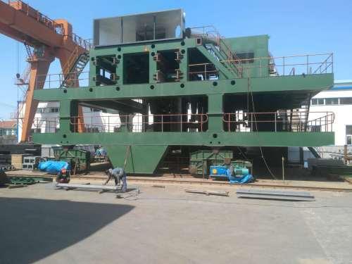 Sicherheits- und Umweltschutztechnik Ausrüstung Koksofen Kohle Ladewagen