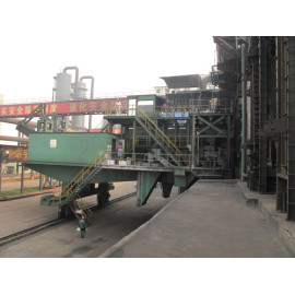Safety and environmental protection engineering equipment Coal loading car