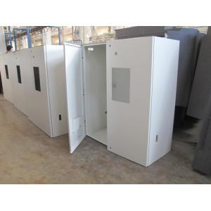 Procesamiento de máquina de corte por láser Armario eléctrico