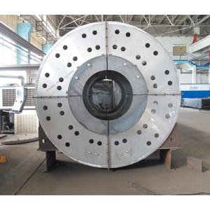 Cubierta de ventilador marino personalizada / campana de soplador marino / corte por láser, / cegado y doblado formando