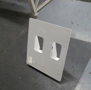 Customized Machining Parts Support/Sheet Metal Parts/Laser cutting,/blanking and bending forming