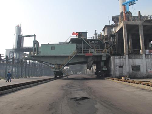 新しい省エネと環境保護用のコークス炉設備除塵車