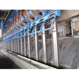 Venta directa de fábrica Maquinaria y equipo de alto rendimiento y alta eficiencia Bateadora de carbón