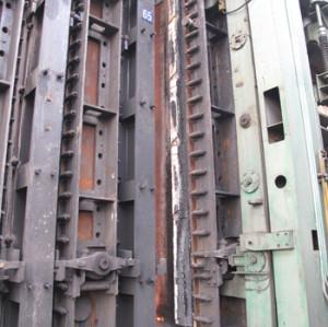 大功率进程快的工程设备焦炉炭化室
