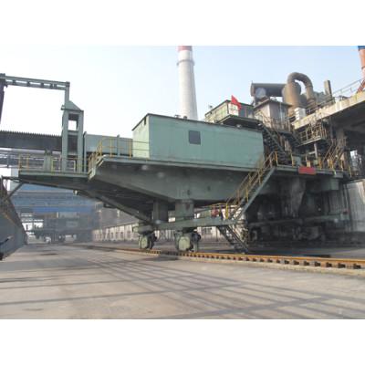 大型环保高效焦化炉门推焦车