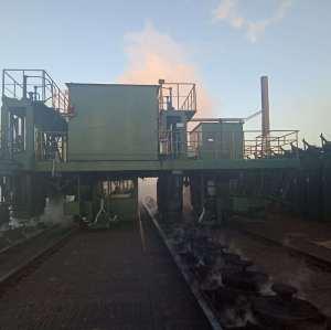 Furnace Top Smoke Guide Truck/Coking equipment/Coke oven equipment/metallurgical equipment