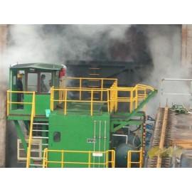 Equipo de horno de coque de gran potencia y ahorro de energía Locomotora eléctrica