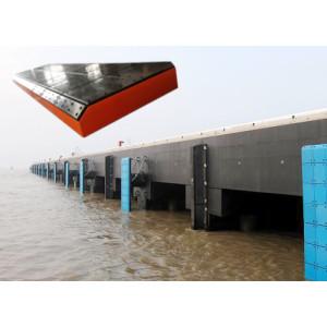 Marine Fenders/wharf fender/Steel plate fend/High Quality Marine Dock Boat Jetty Rubber Cone Fender