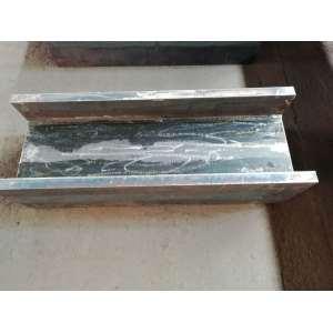 Kundenspezifischer Schweißabschnitt Stahl für Träger, Säulen und andere Strukturen