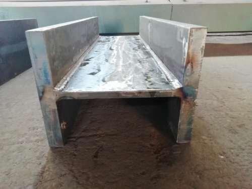 用于梁,柱和其他结构的定制焊接型钢