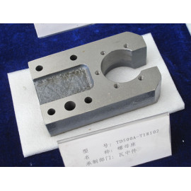 Nicht standardmäßige CNC-Bearbeitungsteile mit geringer Präzision
