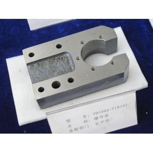 Piezas de mecanizado de máquina herramienta CNC de precisión personalizadas