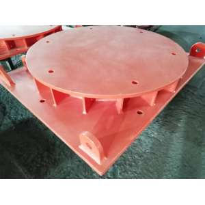 Ship Fender/Steel plate fend/High Quality Marine Dock Boat Jetty Rubber Cone /FenderMarine hardware