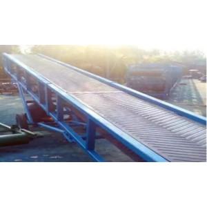 Professionelle Produktion von mobilen Stahlbandförderern
