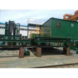 Fundición de equipos de coquización de alta calidad, alta eficiencia y ahorro de energía Máquina de empuje de coque