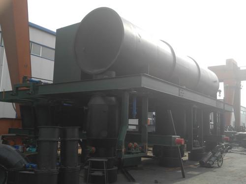 炉顶导烟车,用于烟尘治理和捣固焦炉
