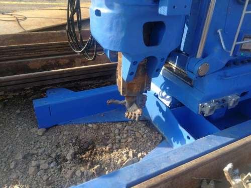 Energiesparende und effiziente technische Ausrüstung Statischer Druckstapeltreiber