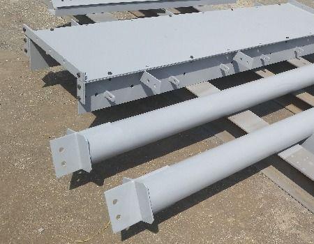 定制现代设备高效率矿山机械部件