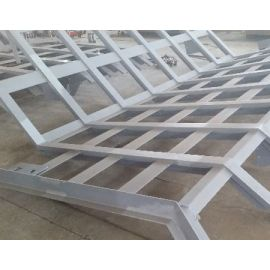 Suministro profesional de piezas de maquinaria de minería de acero resistente al desgaste a gran escala.