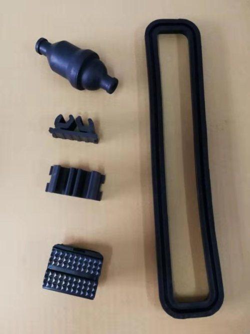 Gummi-Stoßdämpferdichtung zur Polsterung der Geräte, Stoßdämpfung und Staubschutz