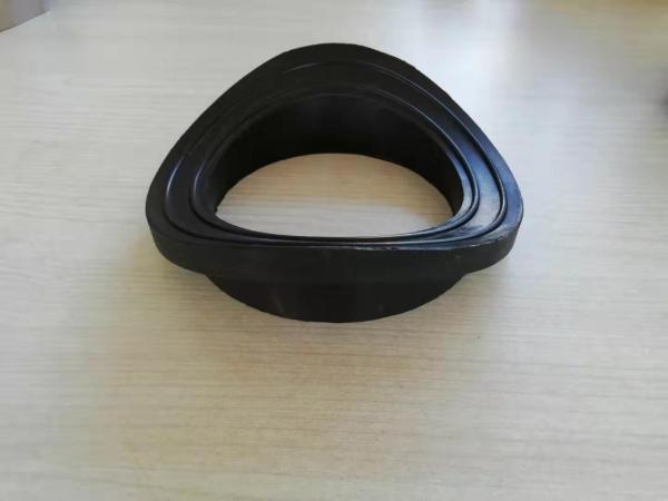 供应环保耐磨橡胶异型管密封圈