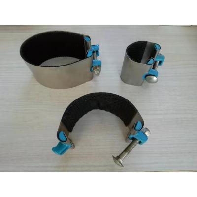 耐磨环保实用的管道固定橡胶圈