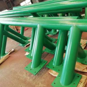 Marine support frame/Customized Marine hardware/Wharf hardware/Customized wharf hardware