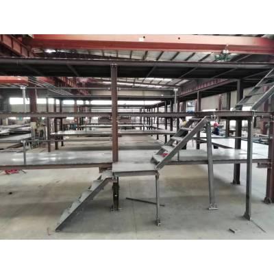 用于工厂仓库的钢制仓储物料货架
