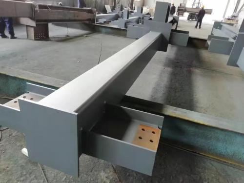 定制设备平台,工厂车间焊接钢柱
