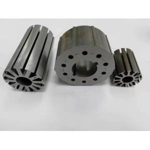 Specializing in the production of electrical motor parts made of silicon steel sheet