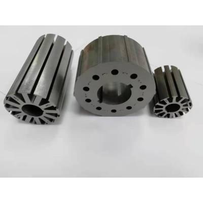 CNC加工电机马达配件,硅钢板