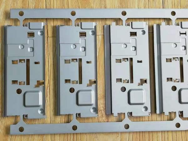 材质优良高精度CNC加工冲压配件