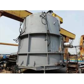 Produktion und Herstellung von hochwertigen Stahlherstellungs-Metallurgieöfen