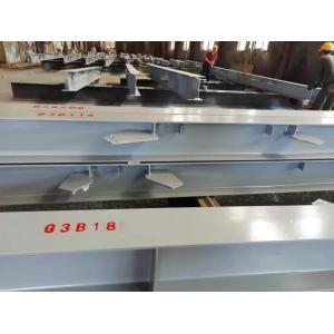 数控切割、焊接钢板制作的钢制金属构件及钢结构施工