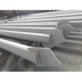 Factory direct steel structure column support