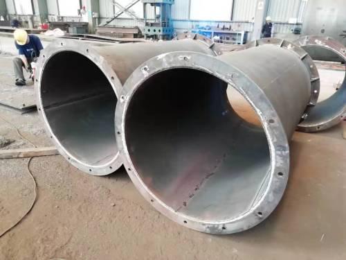 高效钢结构除尘装置炉风箱