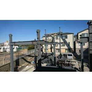 生产安装环保耐用的轻钢别墅房