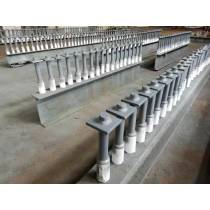 High Quality Steel Structure Dock Building U-shaped Embedded Fittings