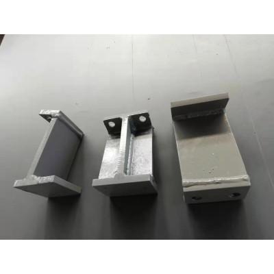 高质量钢结构连接件非标铆钉焊接件
