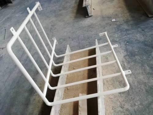 Stahlstruktur Plattform Handlauf für Arbeiten im Freien