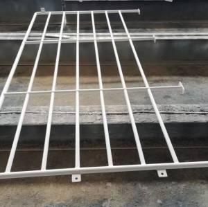 钢结构平台扶手,用于户外工作