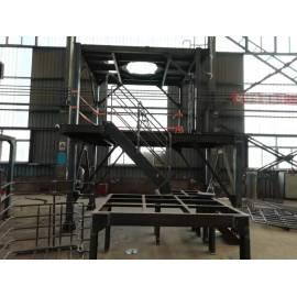 Professionelle bautechnische chemische Ausrüstung Stahlkonstruktionswerkbank