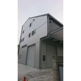 New environment-friendly prefabricated building structure light steel villa