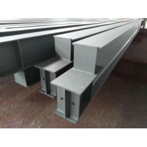 Professionelle Bearbeitung von geschweißten Stahlkonstruktionsplattformrahmen