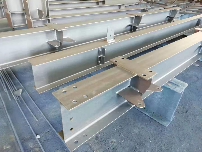 FXGTSS如何制造和焊接钢结构?