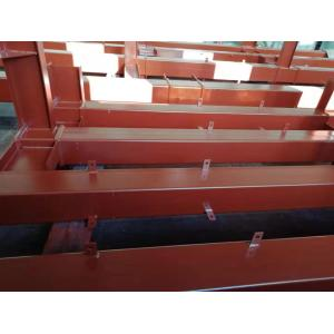 Manufacturers custom welded Japanese new environmental protection steel structure equipment rack