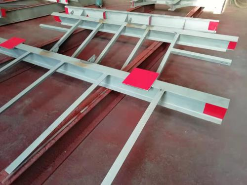 Large supply of high strength Building steel structures for carrying beams and columns